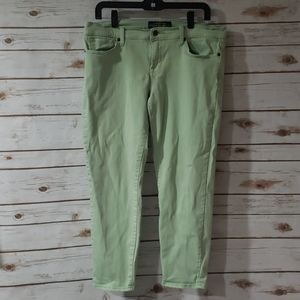Lucky Brandon Cropped Jeans - Size 14